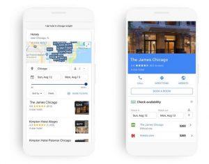 Google e i metasearch per hotel