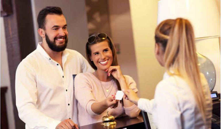 Data driven marketing hotel