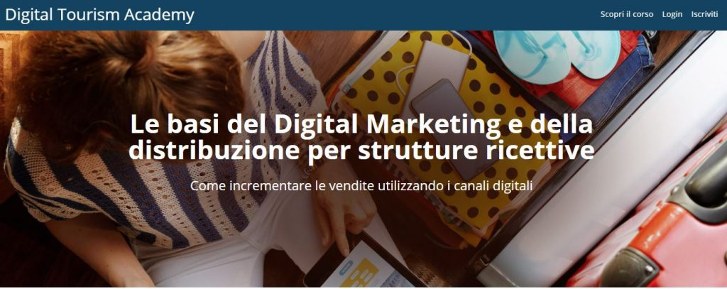 corso marketing turismo